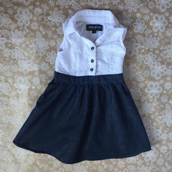 Chillipop Girls/' Dress